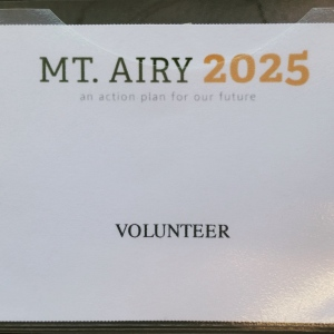 2025 volunteer badges